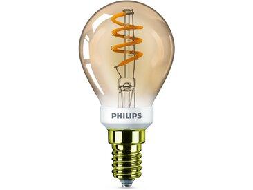 Philips LED-Lampe Flame E14 3,5 W (15 W) 136 lm warmweiß