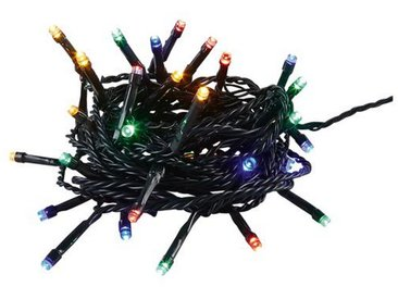 toom LED-Lichterkette 160 bunte LEDs, 15,9 m
