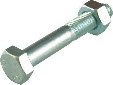 Sechskantschrauben M8 x 80 mm DIN 601