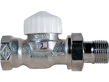 Heimeier Thermostat-Durchgangs-Ventilunterteil 1/2 Zoll