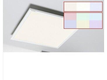 LED-Aufbauleuchte weiß, inkl. 1x LED 36W