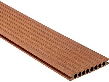 Rettenmeier Outdoor Wood Terrassendiele 'Artwood Classic' WPC marone 300 x 14,5 x 2,1 cm