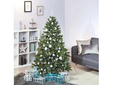 Künstlicher Weihnachtsbaum inkl. Metallständer, 210 cm