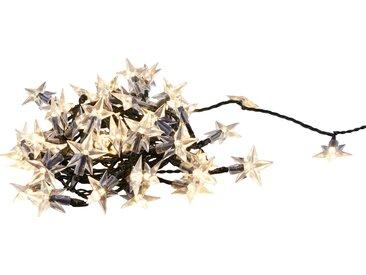 toom Lichterkette Sterne warmweiß 80 LEDs außen