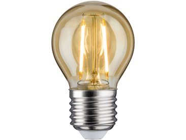 Paulmann LED-Tropfenlampe E27 4,7W (37W) 430 lm warmgold