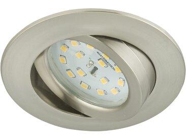 Briloner LED-Einbauleuchte 'Attach Dim' 570 lm 6,5 W dimmbar rund