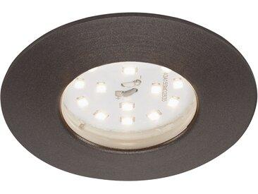 Briloner LED-Einbauleuchte 'Attach Dim' 570 lm 6,5 W dimmbar rund Bad