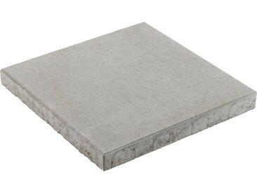 Lusit Gartenplatte 40 x 40 x 4 cm grau
