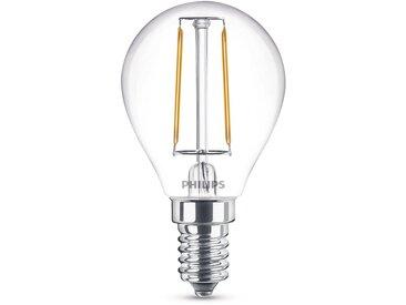 Philips LED-Tropfenlampe 'Filament' 250 lm E14