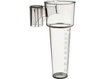 TFA Dostmann Regenmesser Kunststoff transparent