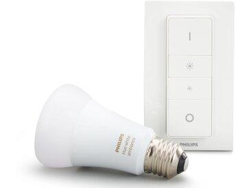 Philips LED-Leuchtmittel 'Hue Ambiance White' E27 9,5 W 806 lm