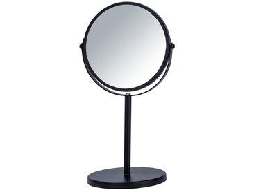 Wenko Standspiegel 'Assisi' schwarz ø 17 cm