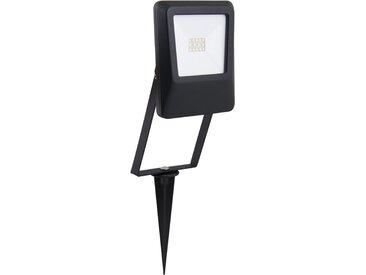 LED-Fluter 10W mit Erdspieß