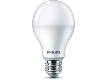 Philips LED Lampe 13 W E27 warmweiß 1521 lm matt