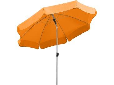 Schneider Sonnenschirm 'Locarno' Ø 200 cm mandarine