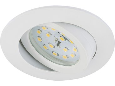 Briloner LED-Einbauleuchte 'Attach Dim' 570 lm 6,5 W dimmbar