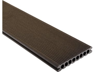 Rettenmeier Outdoor Wood Terrassendiele 'Artwood Classic' WPC grau 200 x 14,5 x 2,1 cm