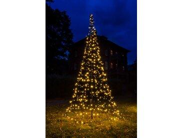 LED-Tannenbaum 'Galaxy' 640 LEDs 4 m warmweiß