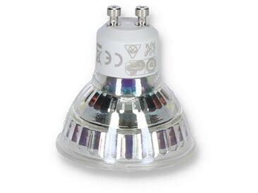LED-Reflektor GU10 4,5 W 345 lm, 12 Stück