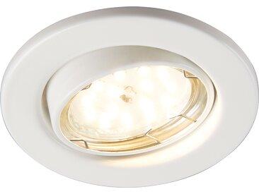 toom LED Einbauleuchten dimmbar Komplett-Set 3 Stück EEK: A+