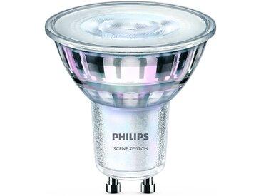 Philips LED-Leuchtmittel 'SceneSwitch' GU10 5 W 450 lm