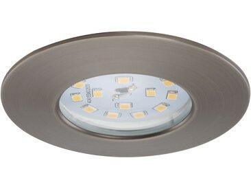 Briloner LED-Einbauleuchtenset 'Attach One' 400 lm 5 W 3 Stk. Bad