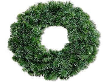 Adventskranz Nordmanntanne grün Ø 30 cm