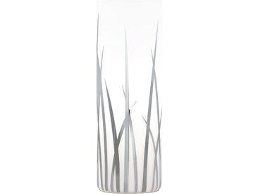 EGLO Rivato'- Tischleuchte weiß/chrom mit Dekor
