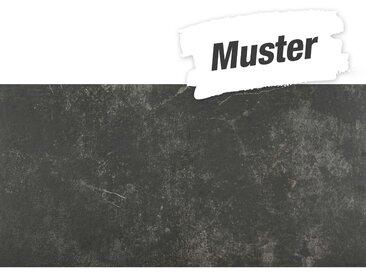 Muster zur  Bodenfliese 'Rockstone' anthrazit 120 x 60 cm