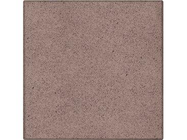Lusit Betonplatte 'i-Trend' 40 x 40 x 5 cm granit-rot