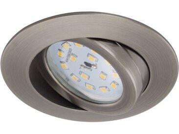 Briloner LED-Einbauleuchte 'Attach Move' 400 lm 5 W schwenkbar rund