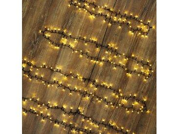 toom Baummantel-Lichterkette warmweiß 372 LEDs außen