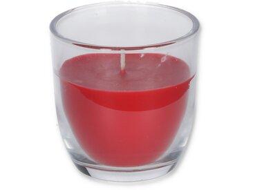 Müller Kerzen Duftkerze im Glas Winter Apple Ø 7,5 x 7,5 cm