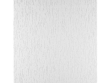 A.S. Création Strukturprofiltapete weiß 10,05 m