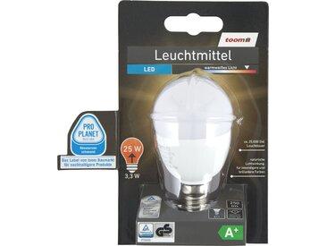 toom LED-Leuchtmittel E14 250 lm 3,3 W warmweiß