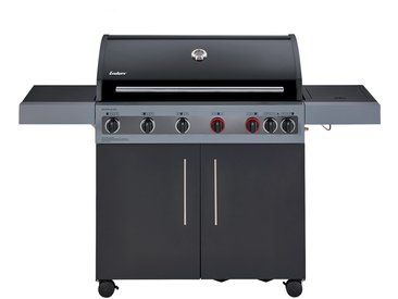 Enders Gasgrill 'Boston Black 6 KR Turbo' 6 Brenner