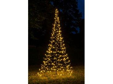 LED-Tannenbaum 'Galaxy' 480 LEDs 3 m warmweiß