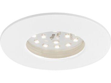 Briloner LED-Einbauleuchtenset 'Attach Dim' 570 lm 6,5 W 3 Stk. dimmbar Bad