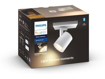 Philips Hue LED-Spot 'Hue White Ambiance Runner' 1-flammig 250 lm inkl. Dimmschalter