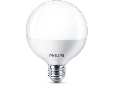 Philips LED Globe 9,5 W G93 E27 warmweiß