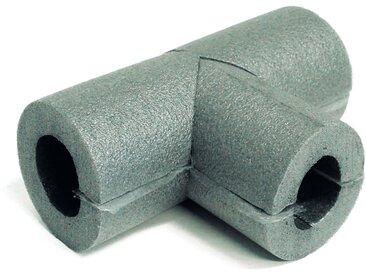 CLIMATUBE® T-Stück Rohrisolierung 'Easy' Selbstklebeverschluss, PE, Ø 22 x 13 mm