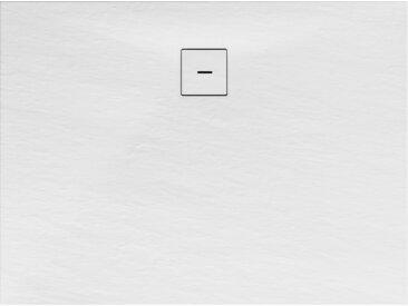 Schulte Duschwanne Mineralguss weiß 100 x 140 cm