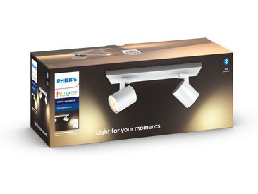 Philips Hue LED-Spot 'Hue White Ambiance Runner' 2-flammig 500 lm inkl. Dimmschalter