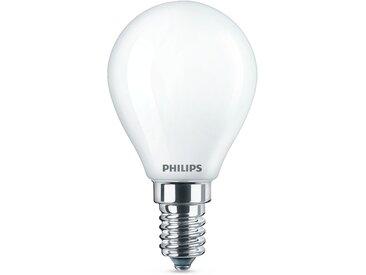 Philips LED-Lampe Tropfen 'LEDclassic' 60 W E14 806 lm 4000 K matt