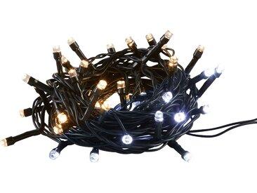 toom Lichterkette 2in1 warmweiß/kaltweiß 120 LEDs außen