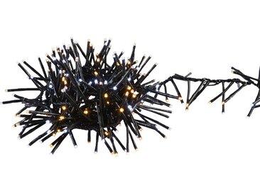 toom Lichterkette Cluster warmweiß/kaltweiß 300 LEDs außen