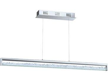 EGLO LED Hängeleuchte 'Cardito 1' chrom 88,5 cm