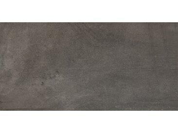 Bodenfliese 'Milano' anthrazit 30 x 60 cm