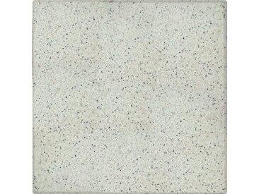Lusit Betonplatte 'i-Trend' 40 x 40 x 5 cm granit-weiß