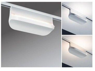 Paulmann URail LED Fluter Chronos 16W Chrom matt/Weiß mit Tunable White-Funk...